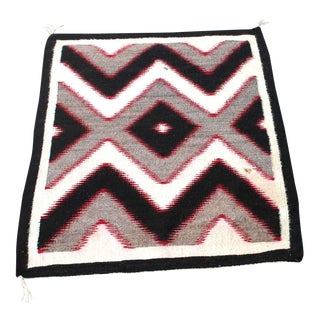 Geometric Navajo Indian Eye Dazzler Weaving