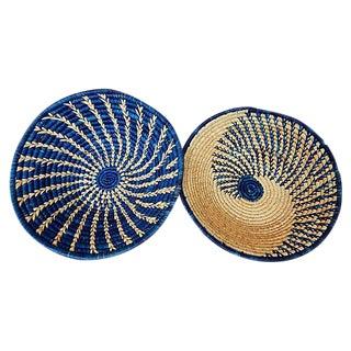 Burundi Baskets, S/2
