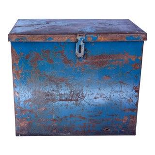 Vintage Belgian Tool Box