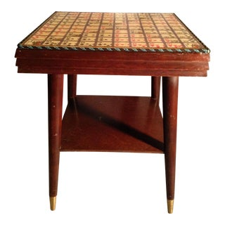 Queen of Hearts Side Table