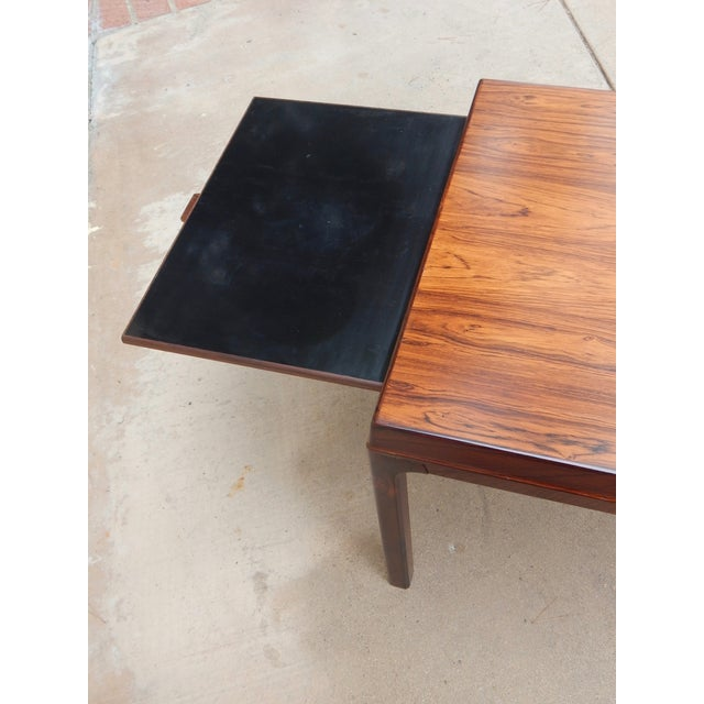 Danish Extendable Rosewood Coffee Table 1960 S Image 5