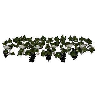 Italian Toleware Grape Candelabrum