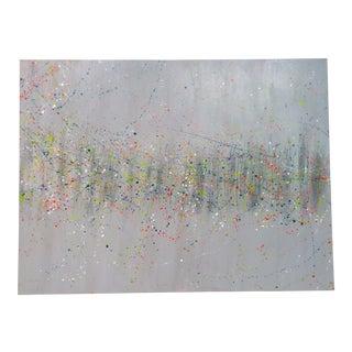 Original Textured Acrylic Painting on Canvas