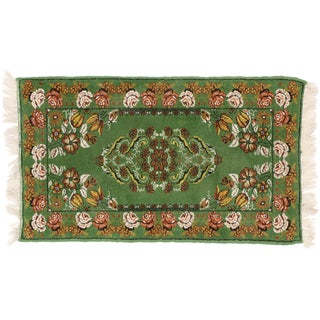 "Boho Chic Vintage Moroccan Tribal Rug With Modern Traditional Style, 2'9"" X 4'7"""