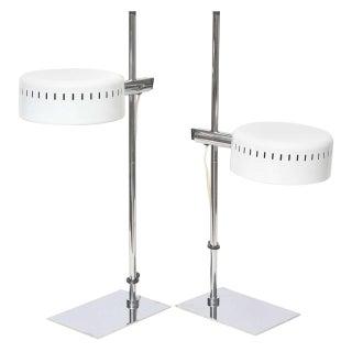 Robert Sonneman Adjustable Lamps - a Pair