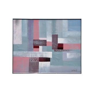 Lee Reynolds Mid Century Modern Painting