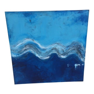 Wave 1 Painting