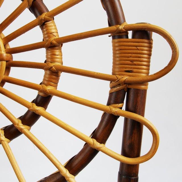 Tall Bamboo Sun Flower Chair - Image 5 of 8