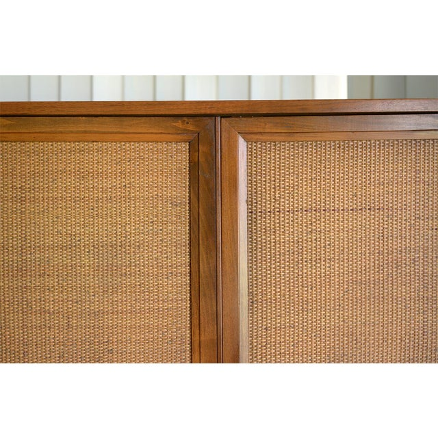 Mid-Century Modern Armoire Dresser - Image 6 of 7