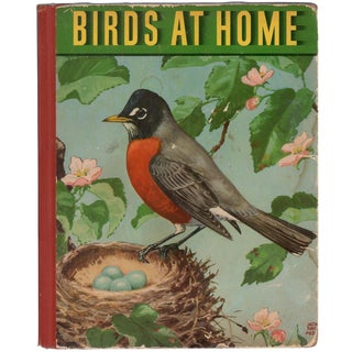 'Birds at Home' Book by Marguerite Henry