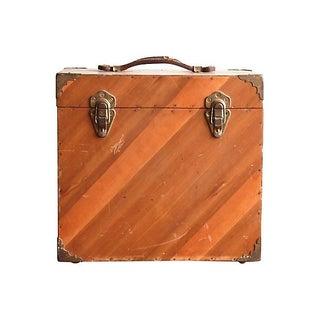 Handmade Wooden Carpenter's Box