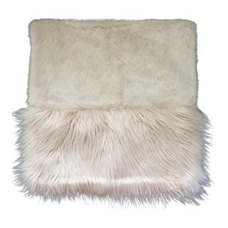 West Elm Faux Fur Pillow Cover