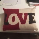 Image of Rani Arabella Love Pillow