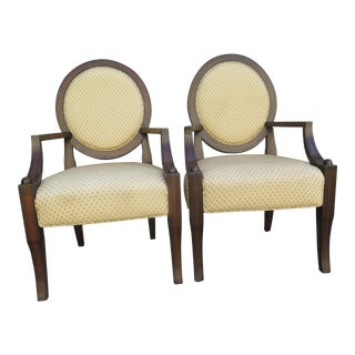 A. Rudin Side Chairs, a Pair