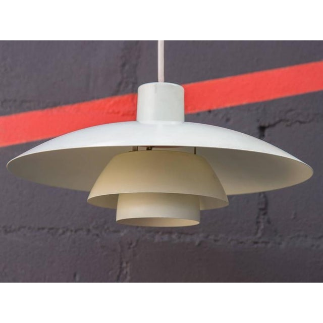 Vintage PH 4/3 Pendant Light by Poul Henningsen - Image 2 of 3