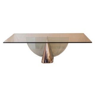 Brueton Pinnacle Table Designed by Jay Wade Beam