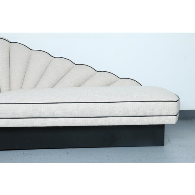 Hollywood Regency 1960's Daybed - Image 4 of 11