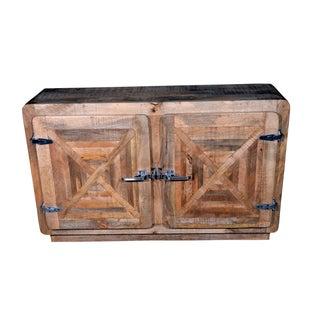 Wooden 2 Door Sideboard