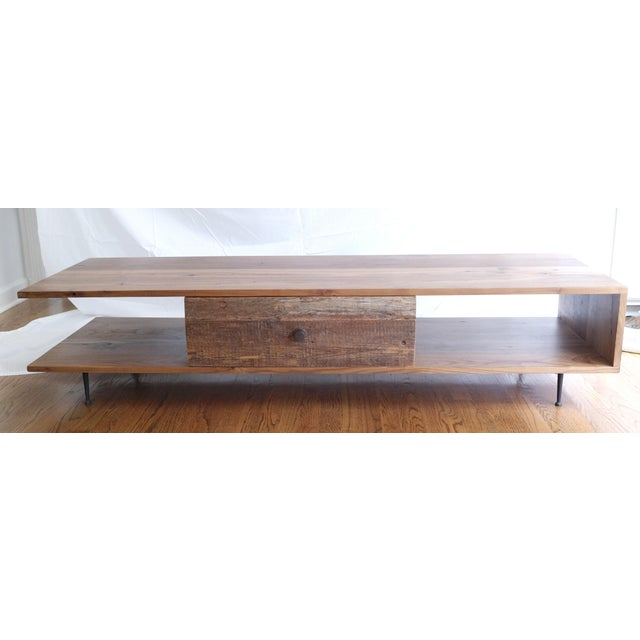 Anthropologie Mid-Century Modern Style Jaco Console - Image 2 of 8