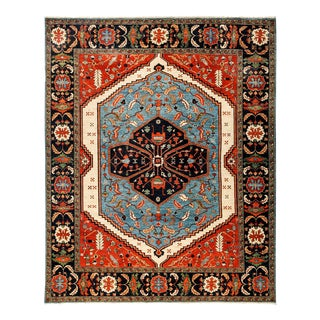 "Ziegler Hand Knotted Area Rug - 8'2"" X 9'10"""