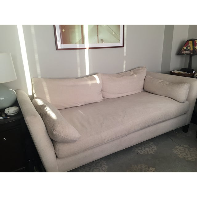Crate and Barrel Marlowe Daybed - Image 3 of 4