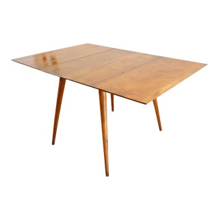 Paul McCobb Folding Dining Table