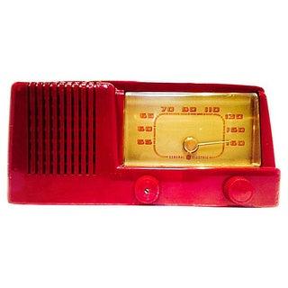 1950's Ge Model 400 Radio