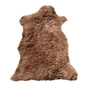 Brazilian Natural Sheepskin Rugs S/4 - 2' x 3'