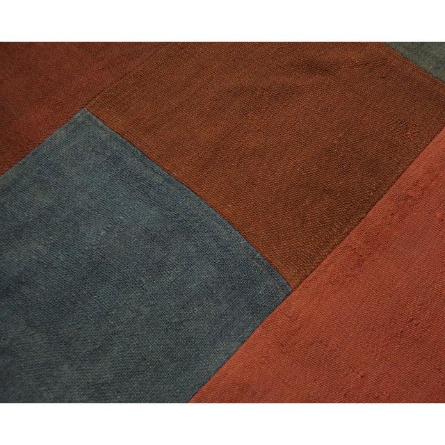 "Image of Patchwork Turkish Rug/Textile - 2' 7"" x 12' 5"""