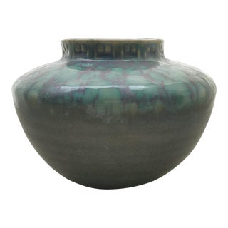 Vintage Burley-Winter Stoneware Pottery Vase