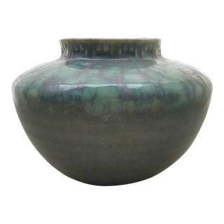 Vintage Stoneware Pottery Vase