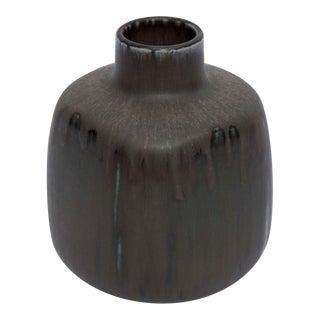 Saxbo Stoneware Vase by Eva Stæhr Nielsen