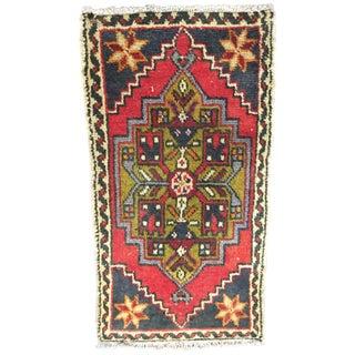 Anatolian Persian Rug - 1′7″ × 3′1″