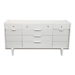 Lacquered Mid-Century Modern Sideboard
