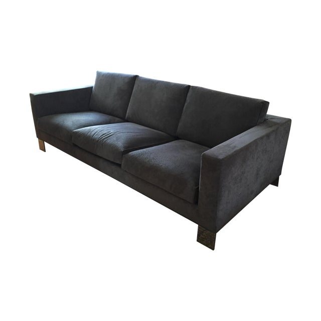 "Minotti ""Pollock"" Italian Sofa - Image 1 of 10"