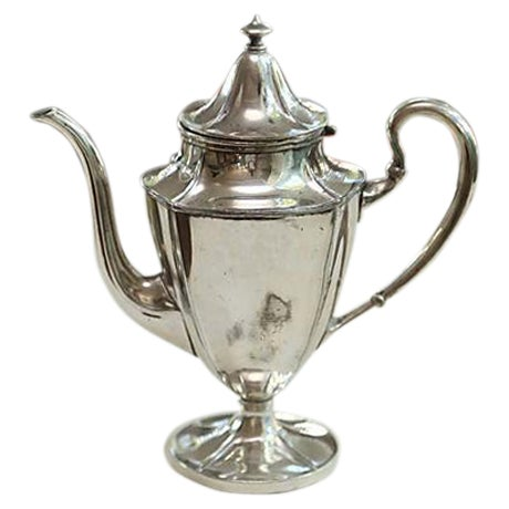Image of Antique English Teapot