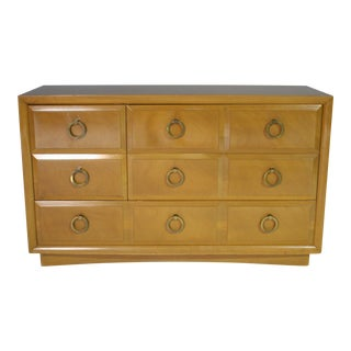 T.H. Robsjohn Gibbings 5 Drawer Dresser