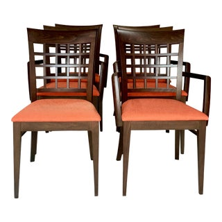 Modern Italian Roche Bobois Chairs - Set of 6