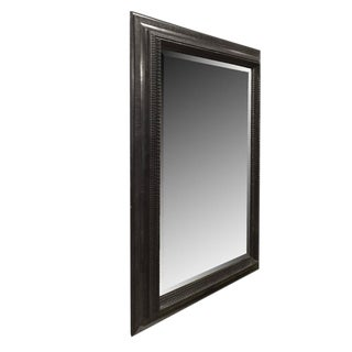 Italian Ebonized Frame with Mirror