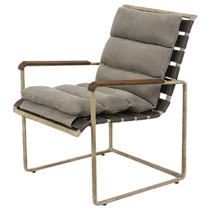 Lockram Lounge Chair by Steven Volpe for McGuire