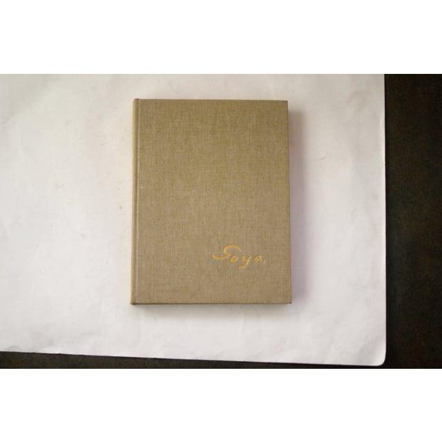 1964, Goya by Jose Gudiol Book - Image 2 of 9