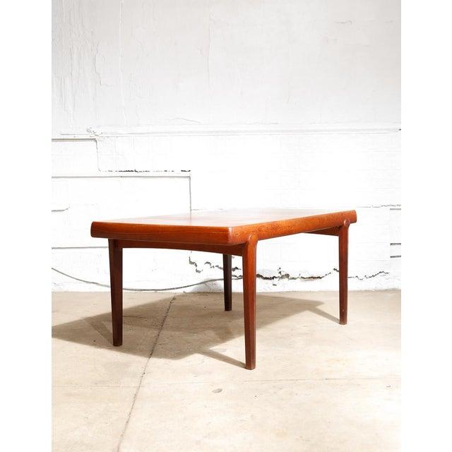 Danish Modern Dining Table - Image 3 of 11