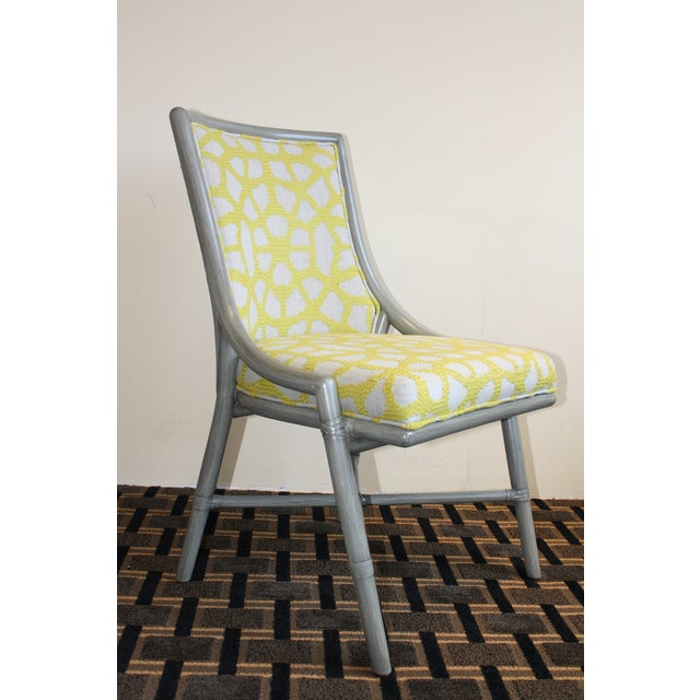 McGuire Laura Kirar Passage Dining Side Chair - Image 4 of 7