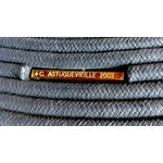 Image of Afritamu Christian Astuguevielle Black Rope Coffee Table