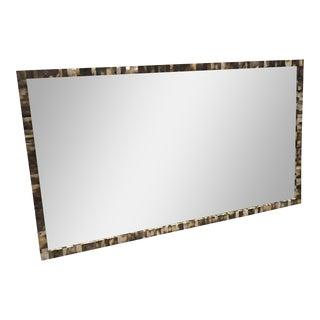 Modern Horn Wall Mirror