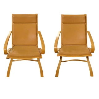 Pair of Italian Mid-Century Chairs
