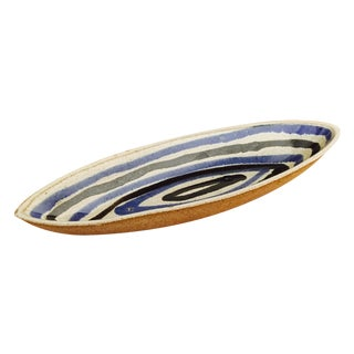 Modern Art Pottery Tray