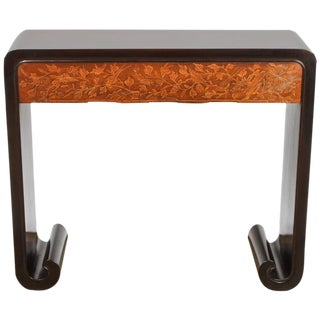 Altar Table with Inlay