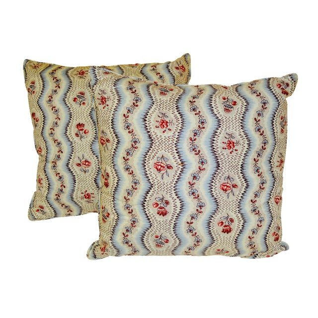 French Country Pierre Frey Pillows Chairish