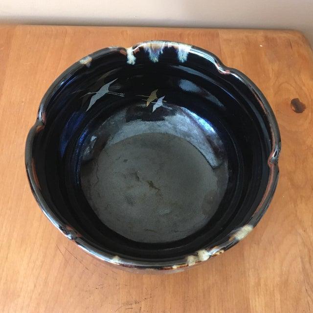 Vintage Ceramic Handmade Bowl - Image 8 of 11